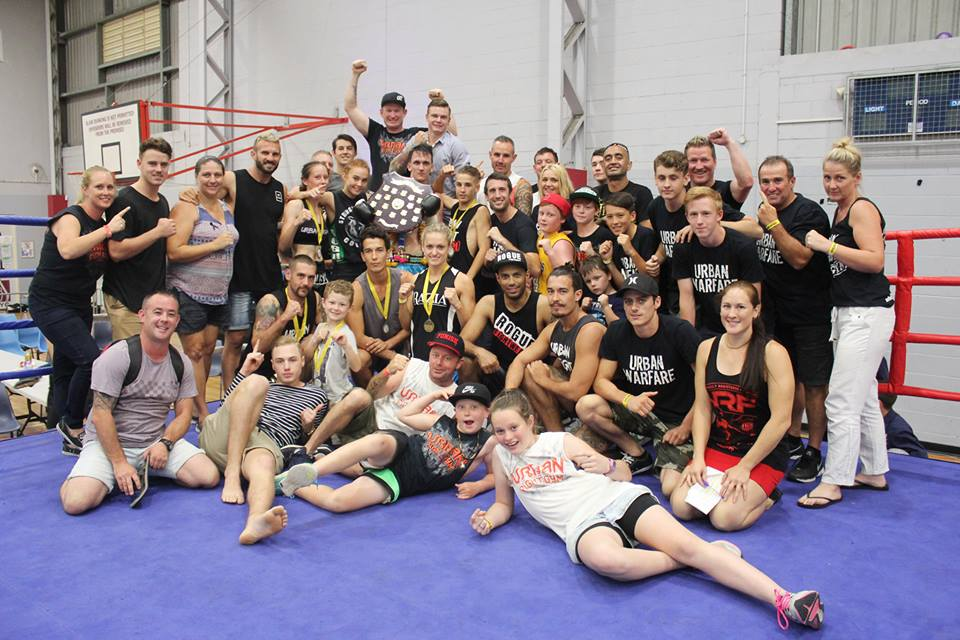 Urban Warfare 12 Wrap Up