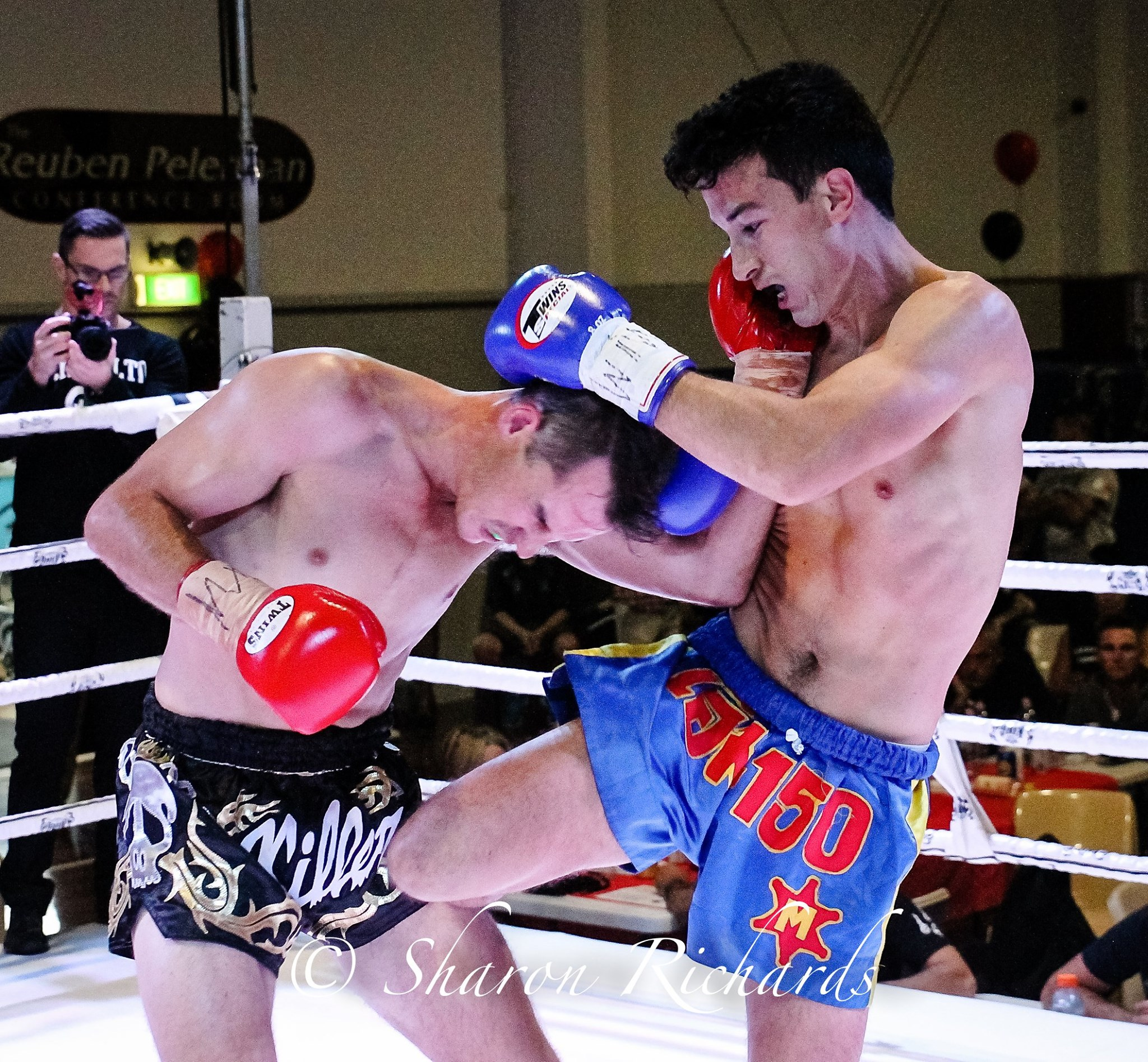 Urban Fighters get the Win at John Wayne Parr Show