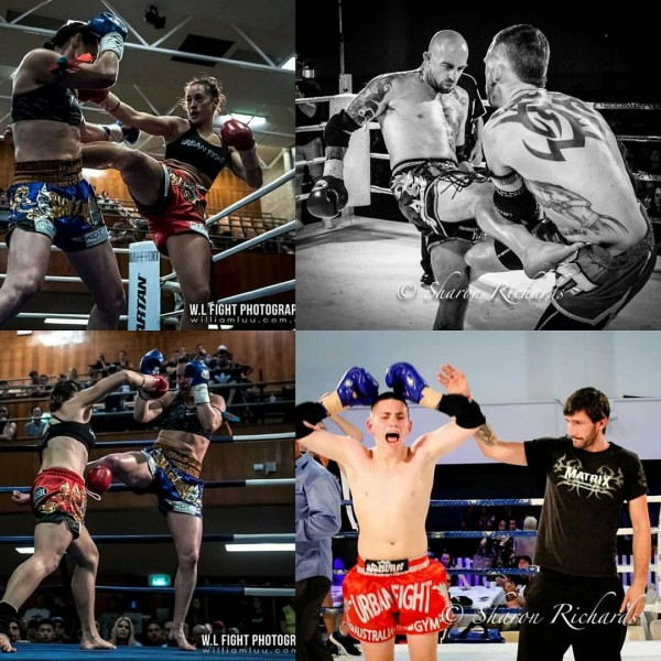 Davey, Kyl & Melina's Fight Results from the Weekend