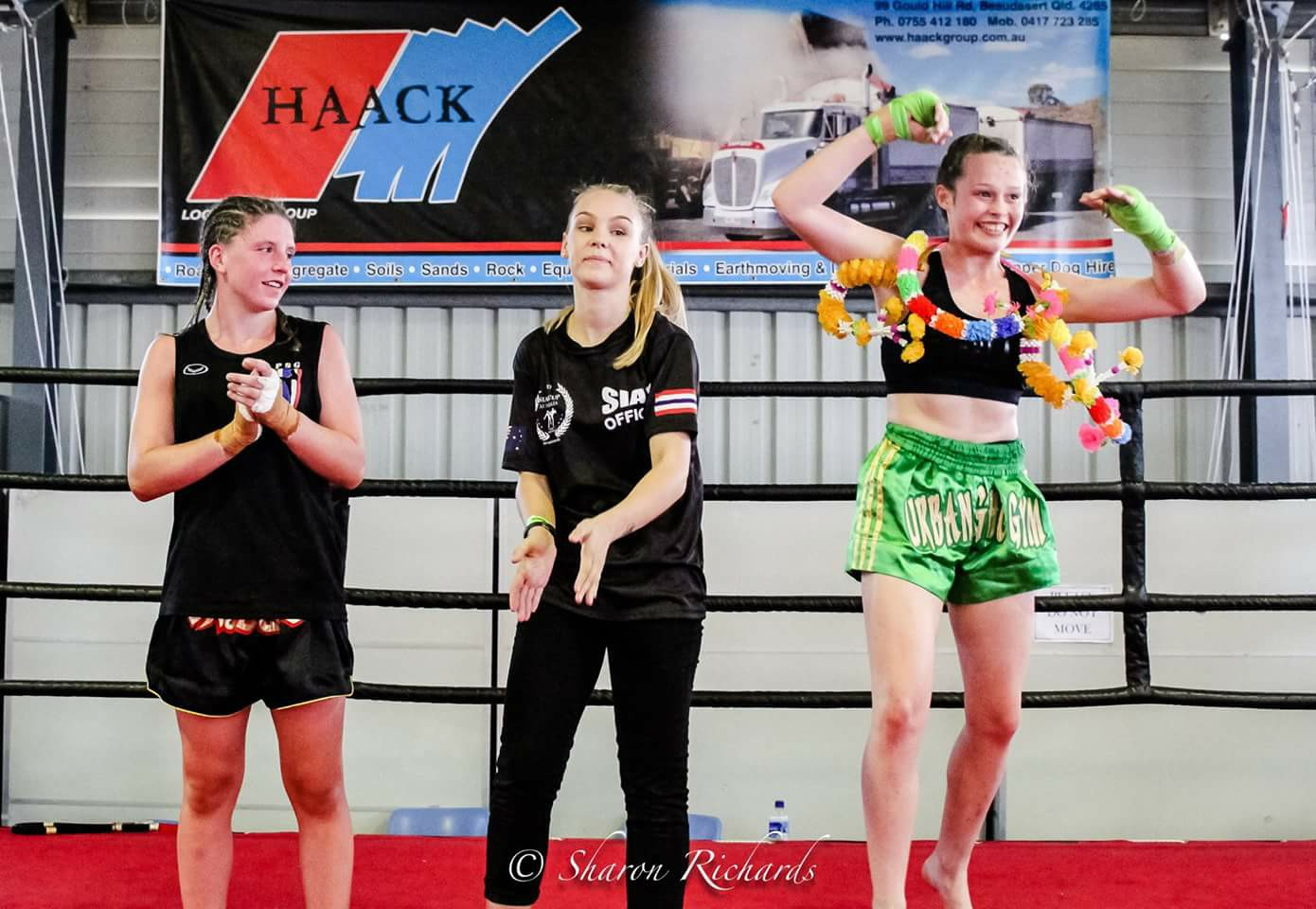 Urban Junior Fighter Jade puts on a winning performance