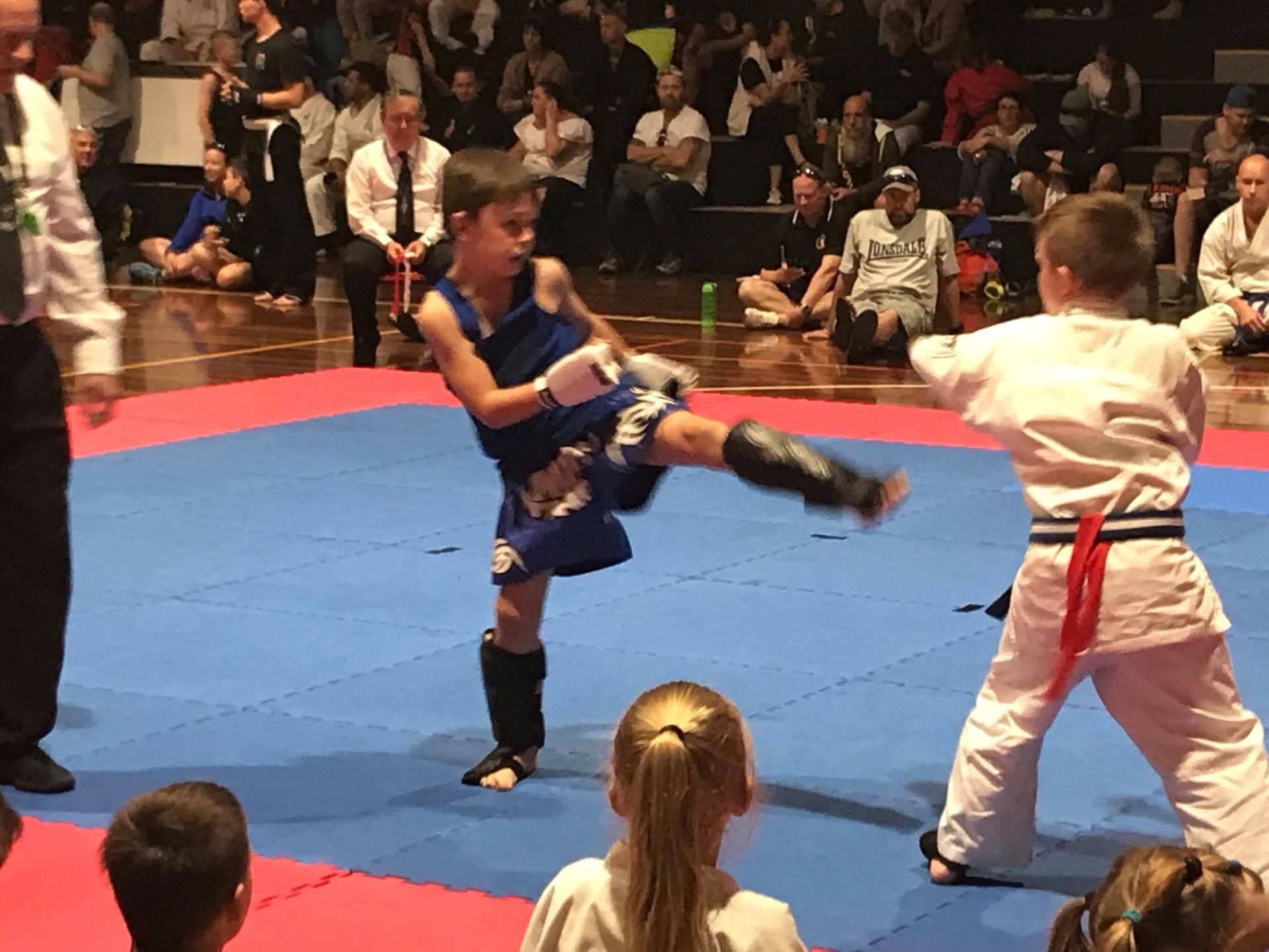 Urban Kids Shine at All Styles Tournament