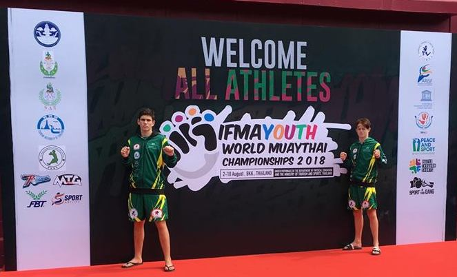 Urban Juniors Represent at the World Youth Championships
