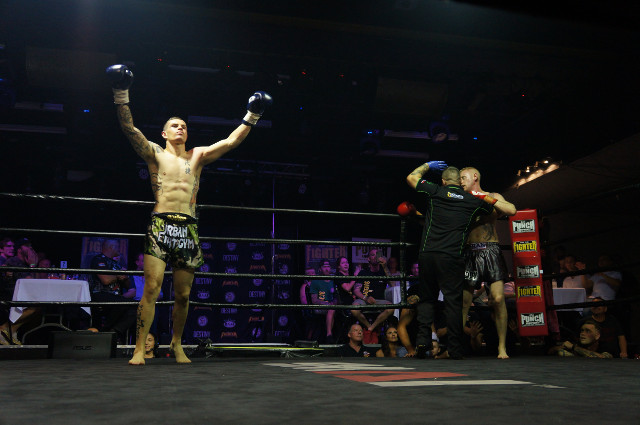 Urban Fight Team on Destiny Muaythai