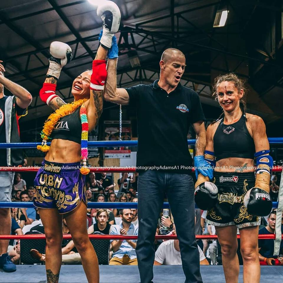 Fight Wrap-Up: Ignite the Fight, Brisbane Nov 17
