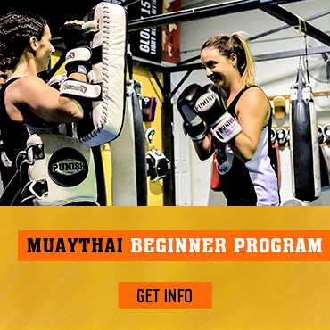 Muaythai Beginner Program