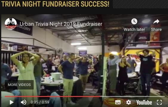 Trivia Night Fundraiser Success!