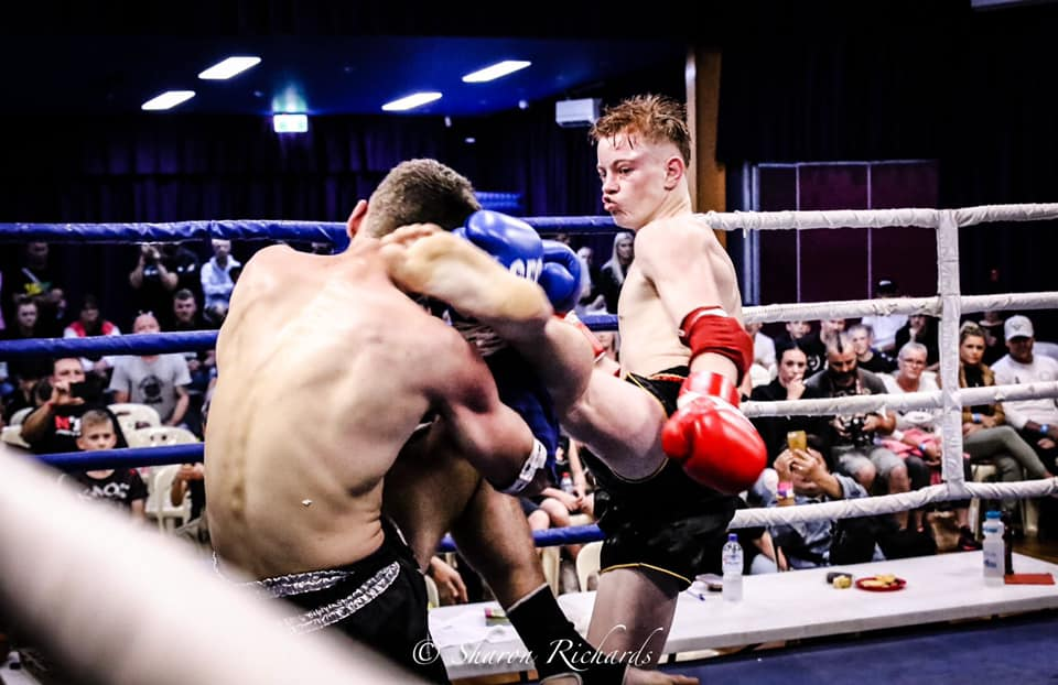 josh king muay thai kick