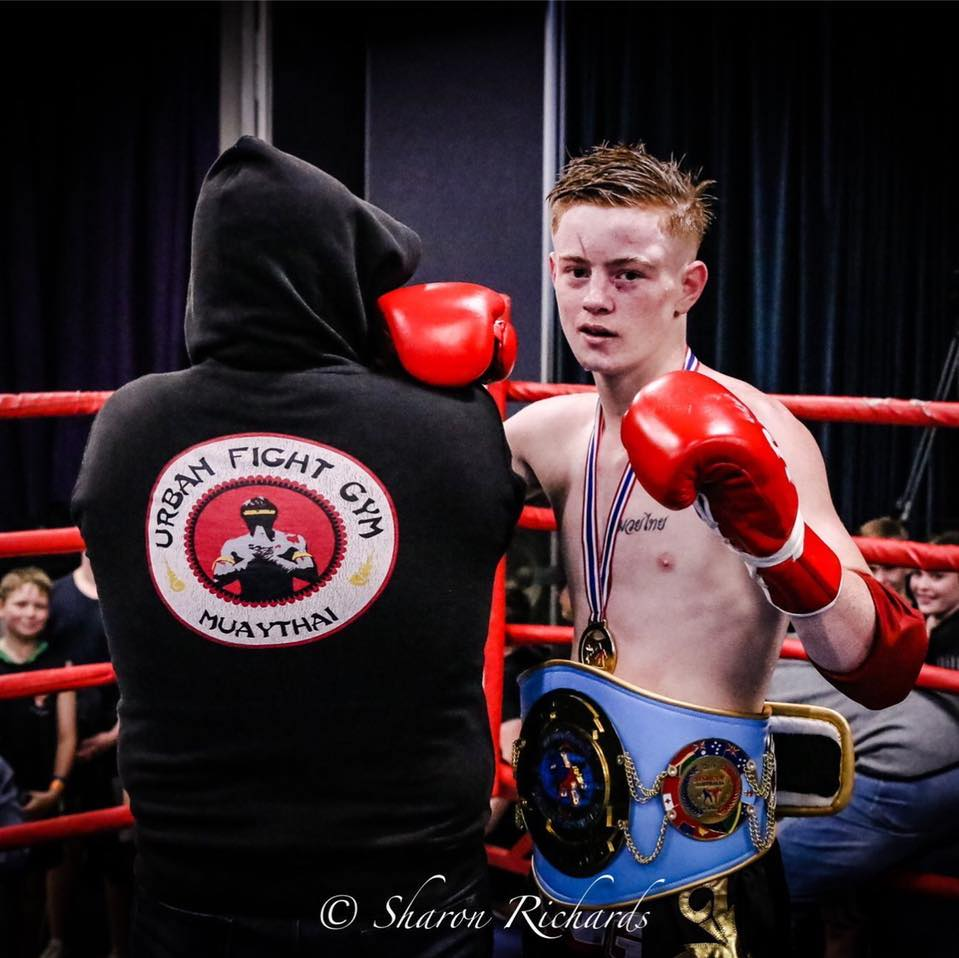 "Josh ""The Boss"" King – A young fighters journey"