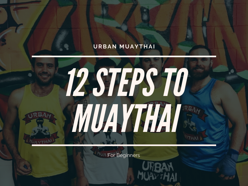 12 Steps to Muaythai