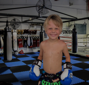 Kids Muaythai (6-9 years old)
