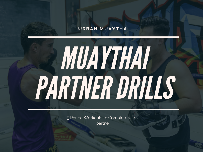Muaythai Partner Drills